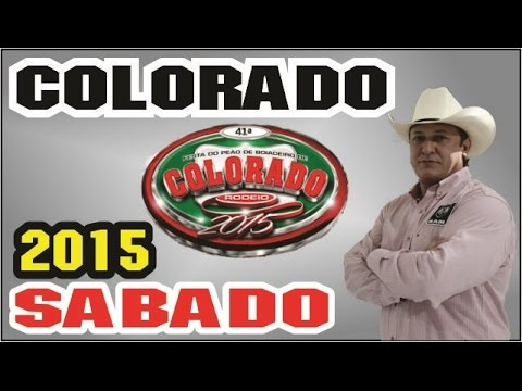 Almir Cambra - Colorado - Sábado 2015 (audio)