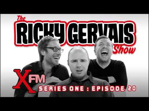 The Ricky Gervais Show - XFM Series 1, Episode 20