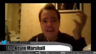 Former WWE writer Kevin Marshall on State of Wrestling, MMA industry