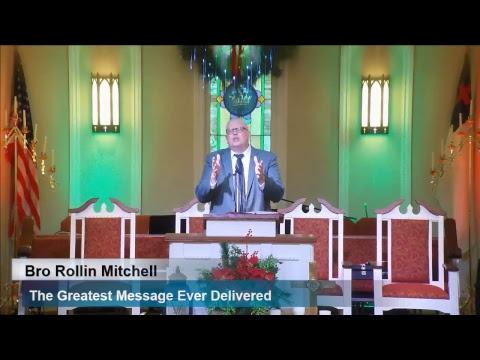 Calvary Bible Wesleyan Church Service - 12/10/2017 AM