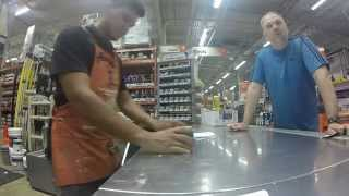 GoPro: Day In The Life Of: Home Depot Associate(, 2015-09-17T04:26:31.000Z)