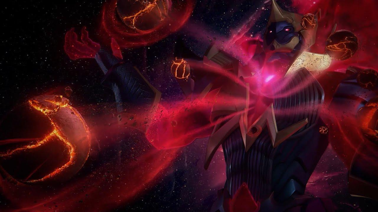 Redrum Galaxy's End Hayate Cinematic | อุบัติการณ์แห่งสงครามจักรวาล