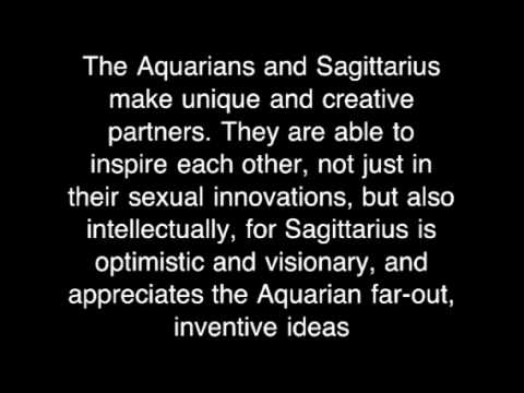 Sagittarius and aquarius love horoscope