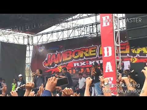 Numpak RX-King - Sodiq feat Om.Monata - Jambore Daerah imi Jateng PRPP Semarang