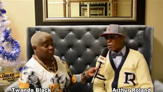 Up Close & Candid With Grammy Winner ARTHUR ROLAND