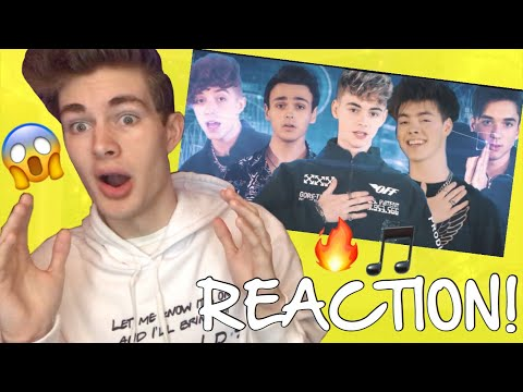 "Why Don't We - ""Big Plans""(OFFICIAL MUSIC VIDEO) REACTION!"