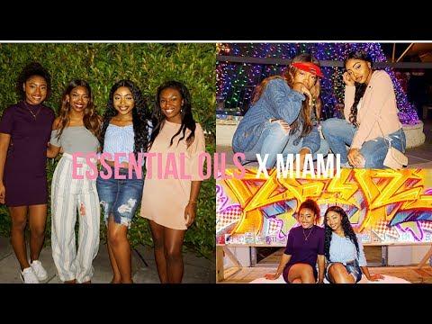 VLOG: GIRLS TRIP TO MIAMI | Art Basel 2k17