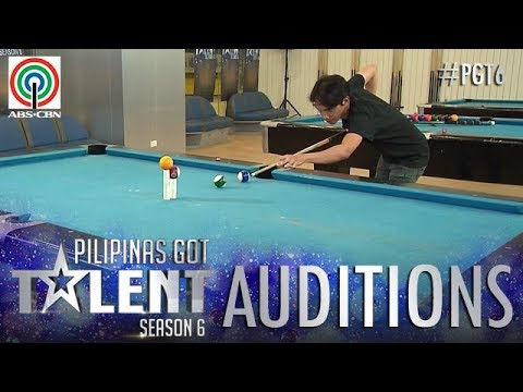 Pilipinas Got Talent 2018 Auditions: Jonacris Bandillo - Billiard Tricks
