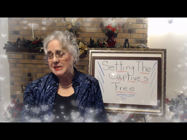 Setting The Captives Free, Welcome By Pastor Deborah