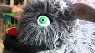 making of atomique muppet deluxe