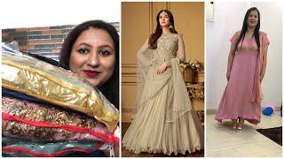 Online Shopping Affordable Salwar Kamiz/ Anarkali Suit/ Ethnicwear Dresses Try On Haul Review