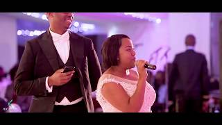 Tinashe Robin & Chiedza Charlene Tanyanyiwa Wedding by KAT Films