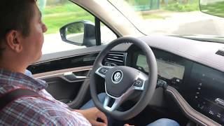 Тест-драйв нового Volkswagen TOUAREG