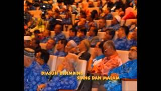 Lagu Negaraku & Lagu Kecemerlangan Koperasi Suruhanjaya Koperasi Malaysia Caw. Wilayah Persekutuan