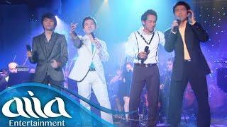 Thương Nhau Ngày Mưa - Nguyên Khang, Tiến Dũng, Quốc Khanh, & Mai Thanh Sơn (full song)