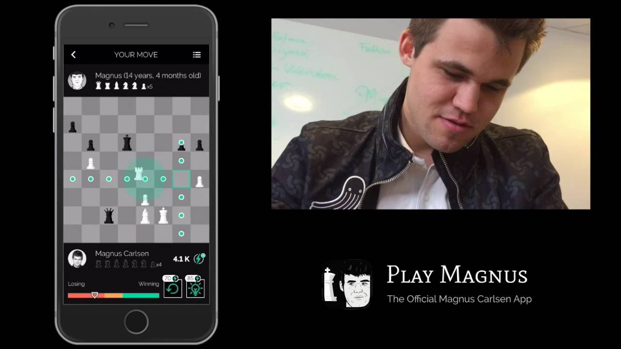 This Simulation Of Chess Champion Magnus Carlsen Is Ready To Checkmate