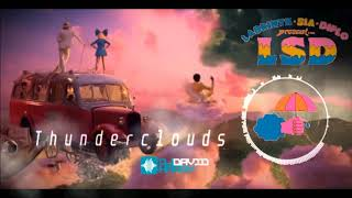 LSD Ft Sia Diplo Labrinth Thunderclouds David Harry Remix