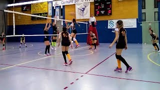 Pallavolo U13 femminile - seconda fase - Cri.Pi. Volley Cormano  vs  Easyvolley