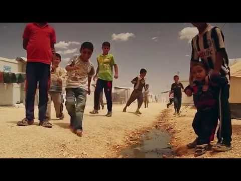 A Day in the Life: Zaatari Refugee Camp