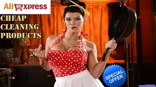 Best selling cheap Cleaning Products Review On AliExpress / Ali Addict