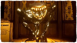 ¡BENDY SE CONVIERTE EN VENOM! ? BENDY AND THE INK MACHINE, CAPÍTULO 5