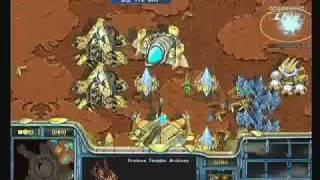 Map: Colosseum II Anytime [ACE] vs BeSt [SKT] League: 2008-2009 Shi...
