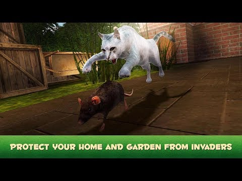 👍🐈🏠 Home Cat Survival Simulator 3D | Play with Cats Android Gameplay