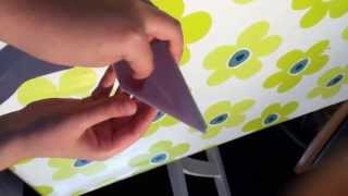 How To Make An Origami Snapping Mouth