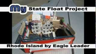 Rhode Island State Float By Eagle Leader @ Erictheelephant Channel