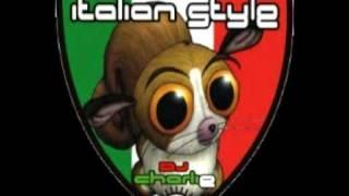 italian style - dj charlie - 23-07-11 - maikol dj - gabry ponte megamix
