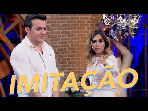 Imitação - Tatá Werneck + Marcos & Belutti - Lady Night - Humor Multishow
