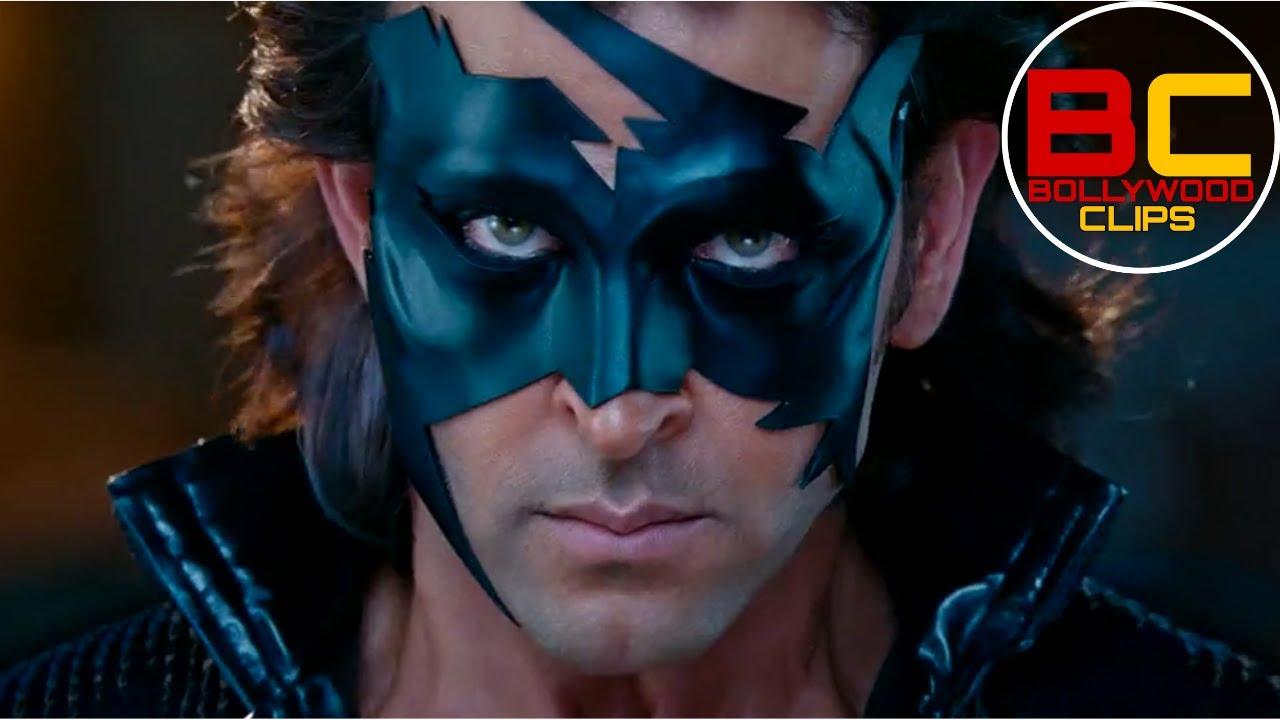 Download Krrish Vs Mutants Fight Scene    Krrish 3 Clips In 1080p    Hrithik Roshan , Priyanka Chopra