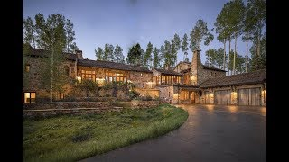 Hand-Crafted Stone Estate in Telluride, Colorado  | Sotheby