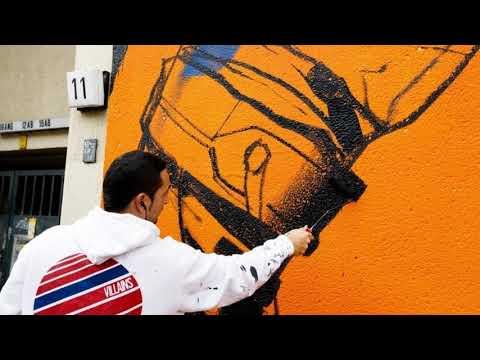 News Update Berlin's Urban Nation museum hails graffiti as art from 16/09/17