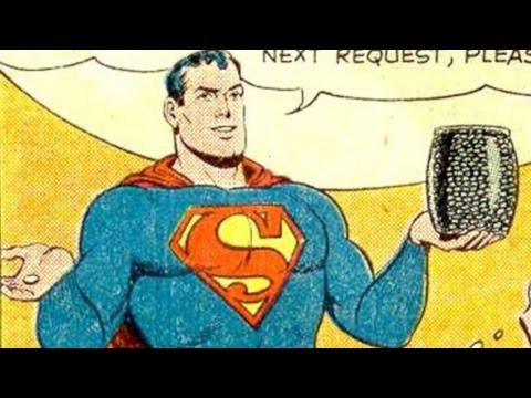 Top 10 Craziest Superman Feats