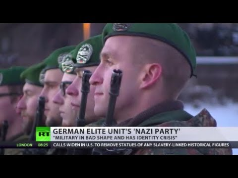 Army Pro-Nazi Party: Elite German military unit probed over far-right extremist claims