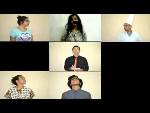 تداخل اذاعات (حفلة استقبال الدفعة الجديدة 2014 ) اجتماع شباب
