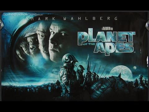 Geeky Gentlemen Planet Of The Apes...2001