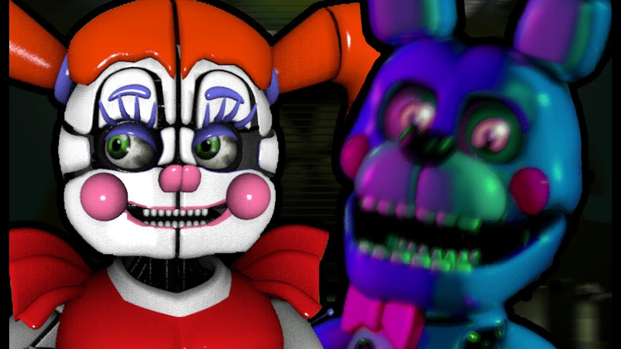 CIRCUS BABY PLAYS: Five Nights at Baby's || IT'S TIME TO ...