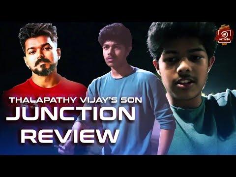 Junction Vijay Son Short Film I Jason Sanjay I Chinna Thalapathy