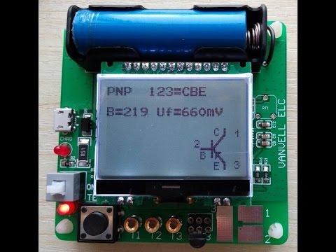 Esr метр Diy Mg328 инструкция скачать - фото 4