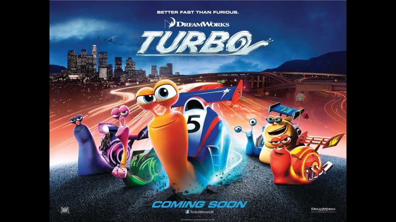 Turbo Trailer Dublado Hd Youtube