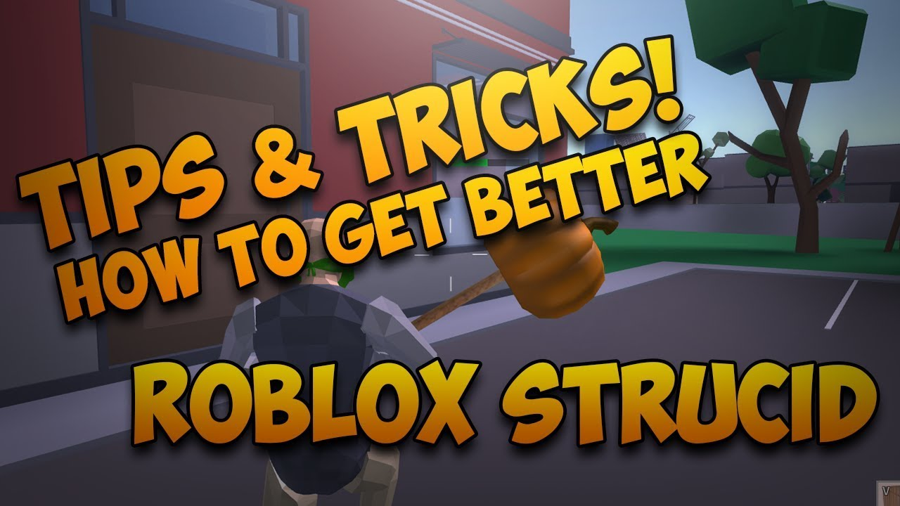 Tips to IMPROVE Your Skill! ROBLOX Strucid - YouTube