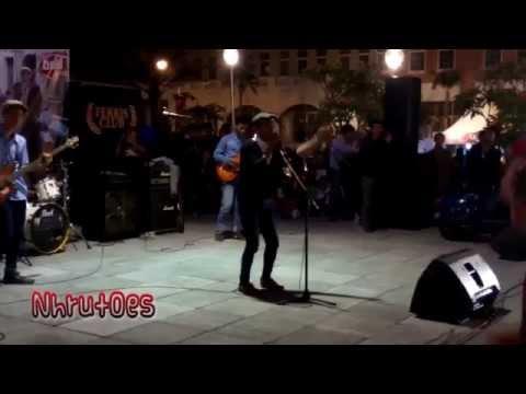 Reggae Always Positive - Dhyo Haw Lagu Yang Sangat Menginspirasi Sekali (By Band Lokal Cover)