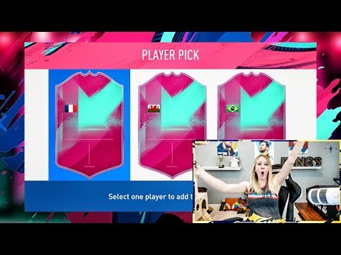 I PACKED FUT BIRTHDAY  + WALKOUT!! 50 PLAYER PICK PACKS!! FIFA 19