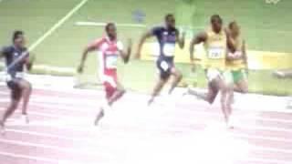 b3534440c91b9c Usain bolt 100 meter dash ...