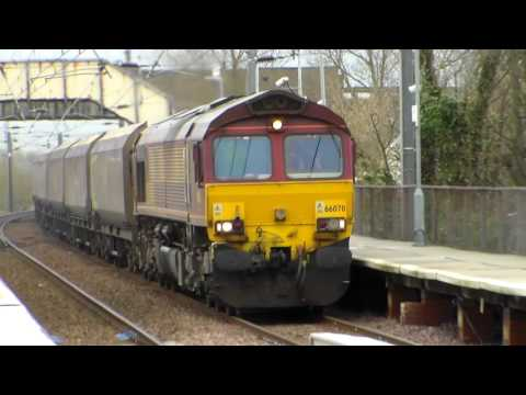 The Last Days of DBS on Hunterston Coaltrains