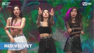 [KCON 2018 NY] Unreleased Footage - #RedVelvet
