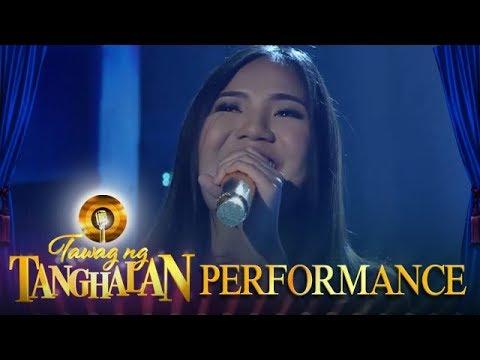 Tawag ng Tanghalan: Elaine Duran | Ikaw Nga (Day 3 Semifinals)