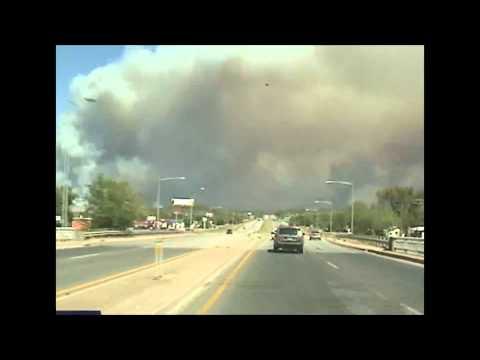 Bastrop Texas Fire 9-05-2011